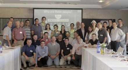 Battery Ventures Workshop Group Pic